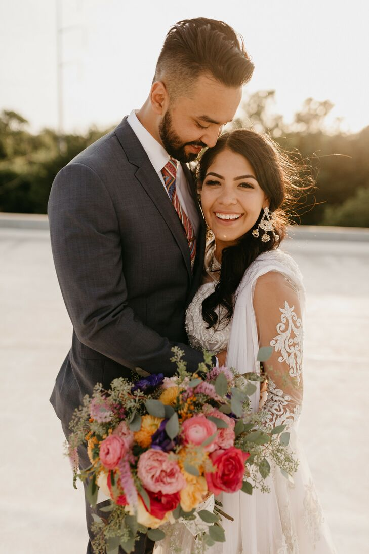 Mexican and Nepali Couple in Fort Worth, Texas