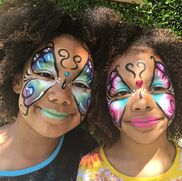 Austin, TX Face Painting | Pretty Faces By Danielle