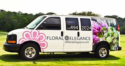 Floral Elegance by A&M, LTD.