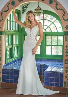 Jasmine Bridal F211002 Mermaid Wedding Dress