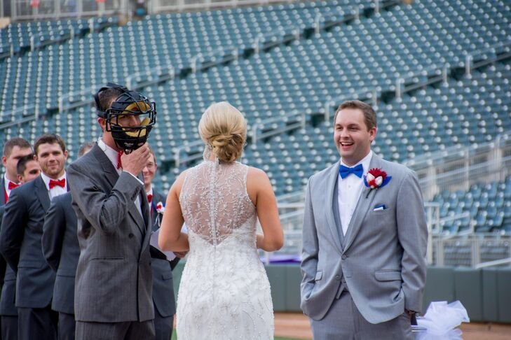 Umpire Mask Officiant