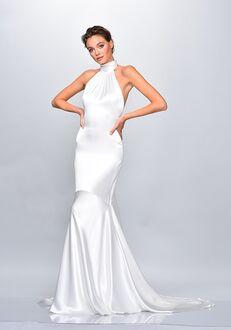 THEIA 890628 Sheath Wedding Dress