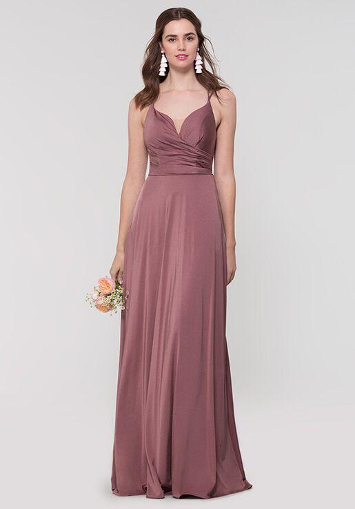 Kleinfeld Bridesmaid KL-200152 V-Neck Bridesmaid Dress