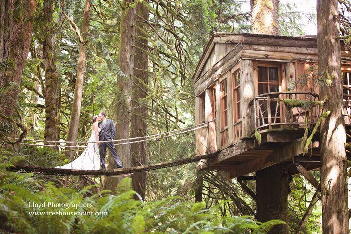 Treehouse Point Issaquah Wa