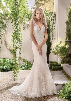 Jasmine Collection F191011 Mermaid Wedding Dress