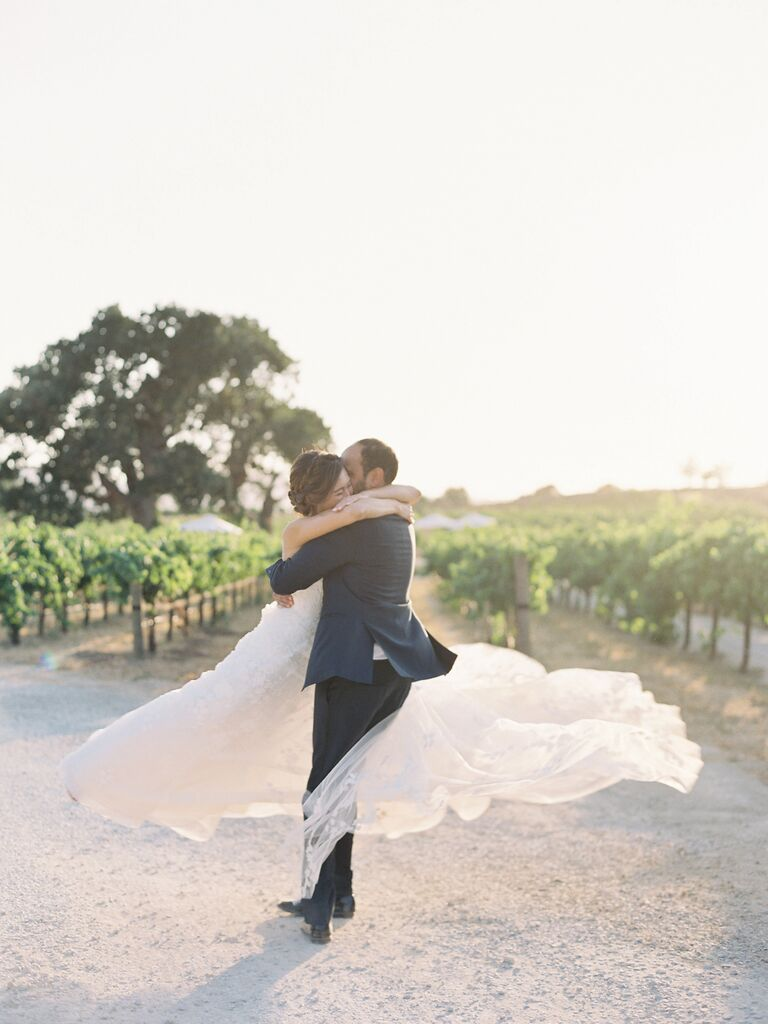 What Is a Vineyard Wedding?