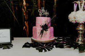 Wedding Cake at the Miami Beach Botanical Garden in Miami Beach, Florida