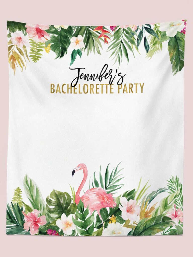 Bachelorette party sign