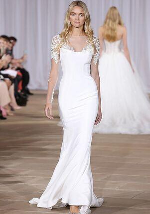 Ines Di Santo Twilight Sheath Wedding Dress
