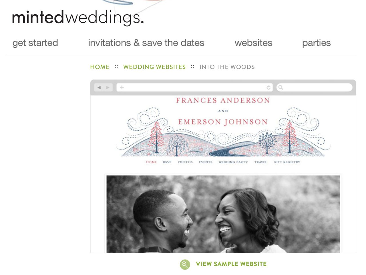 MintedWeddings