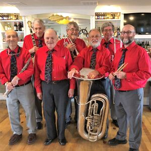 Boston, MA Dixieland Band | Riverboat Stompers