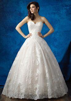 Allure Bridals 9353 Ball Gown Wedding Dress