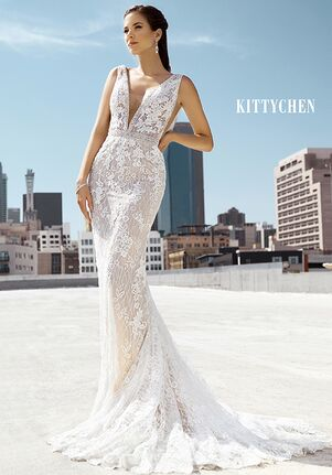 KITTYCHEN KYLIE H1847 Sheath Wedding Dress