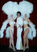 New York City, NY Elvis Impersonator | MAJOR TV ELVIS,SHOWGIRLS,OTHER IMPERSONATIONS !!!