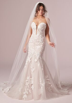 Rebecca Ingram HATTIE Mermaid Wedding Dress