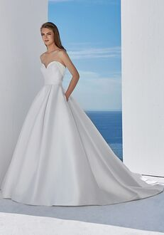 Justin Alexander 88110 Ball Gown Wedding Dress