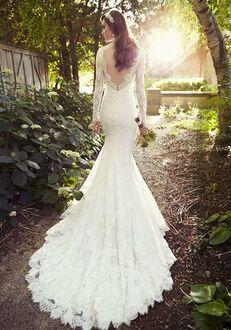Essense of Australia D1745 Sheath Wedding Dress