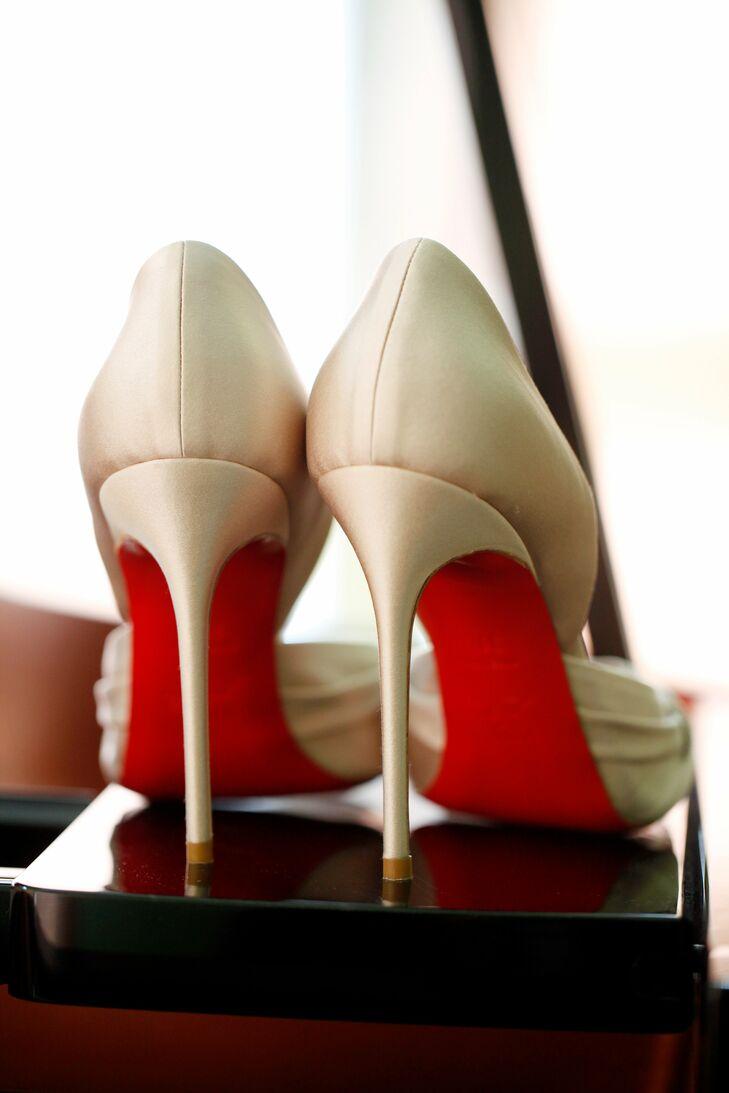 77dca9e630b Christian Louboutin Bridal Shoes