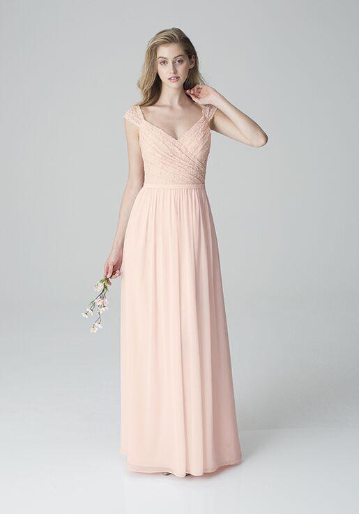 8a5d28e9bc9 Bill Levkoff 1250 Bridesmaid Dress - The Knot