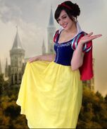 Modesto, CA Costumed Character | Princess Parties & Glamour