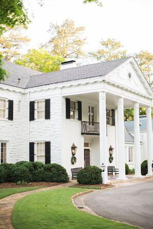 A Southern-Style Reception
