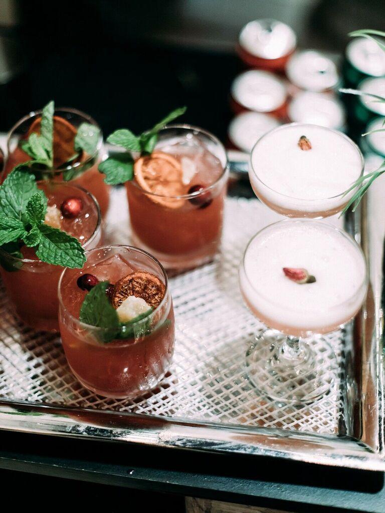 wedding drink ideas fresca sangria