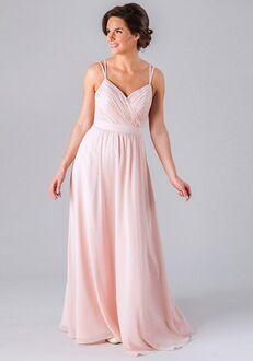 Kennedy Blue Mackenzie V-Neck Bridesmaid Dress