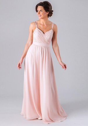 Kennedy Blue Mackenzie V-Neck Bridesmaid Dress
