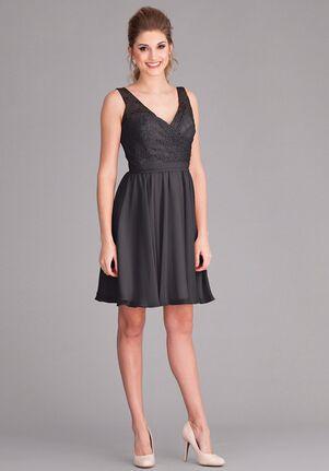 Kennedy Blue Ellie V-Neck Bridesmaid Dress