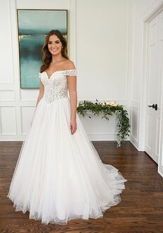 Essense of Australia D3288 A-Line Wedding Dress