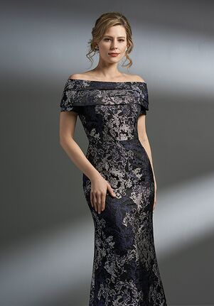 Jade Couture Mother of the Bride by Jasmine K198066 Blue Mother Of The Bride Dress