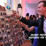 Los Angeles, CA Photographer | Photo Booth alternative / Photo Magnets on-site
