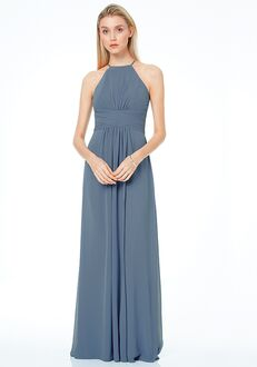 Bill Levkoff 1504 Illusion Bridesmaid Dress