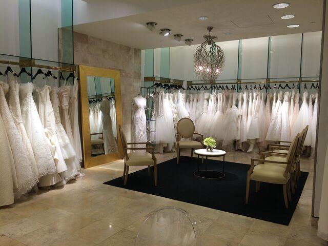 The Bridal Salon at Neiman Marcus - Dallas, TX