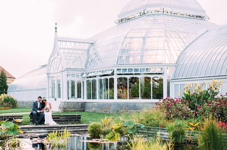 Phipps Conservatory Ceremony and Reception Venue