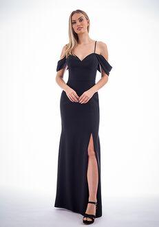 JASMINE P226057 Off the Shoulder Bridesmaid Dress