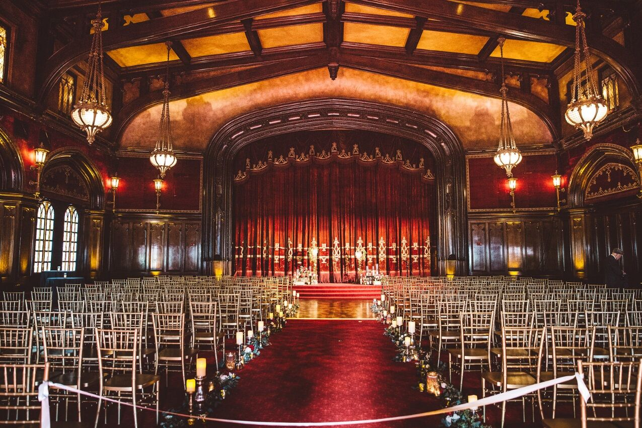 Wedding reception venues in san francisco ca the knot the regency center junglespirit Image collections