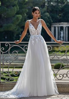 Sincerity Bridal 44149 A-Line Wedding Dress
