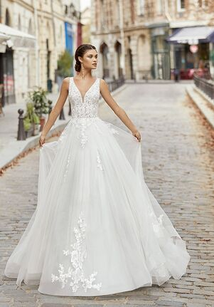 Rosa Clará TERA A-Line Wedding Dress