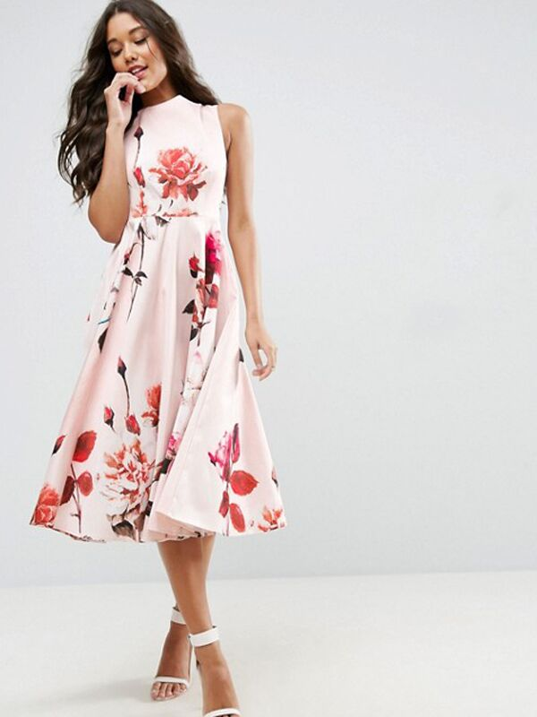 15 Fl Dresses Perfect For Summer Wedding Guests