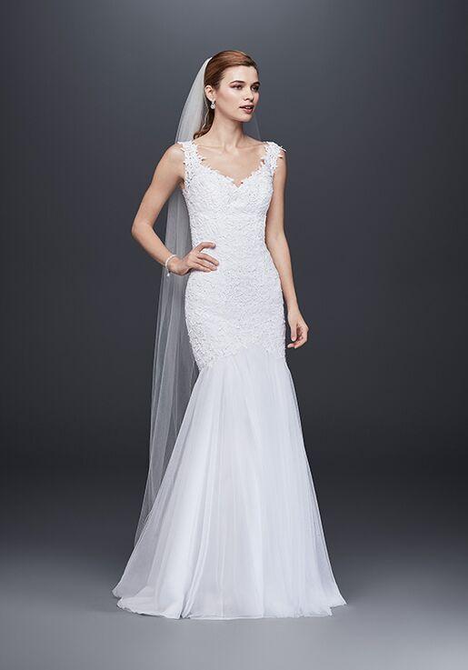 c882335def73 David's Bridal Galina Signature Style SWG723 Wedding Dress | The Knot