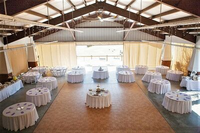 The Candlelite Pavilion at Summerville Country Club