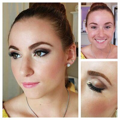 To Make Beautiful - Wedding Day Makeup / Hair /Skincare
