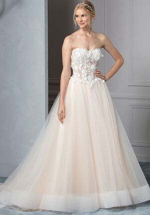 Beloved by Casablanca Bridal BL233 Azure Ball Gown Wedding Dress