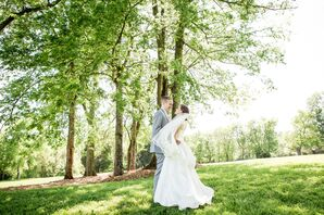 Kate and Julian's Preppy Southern Wedding