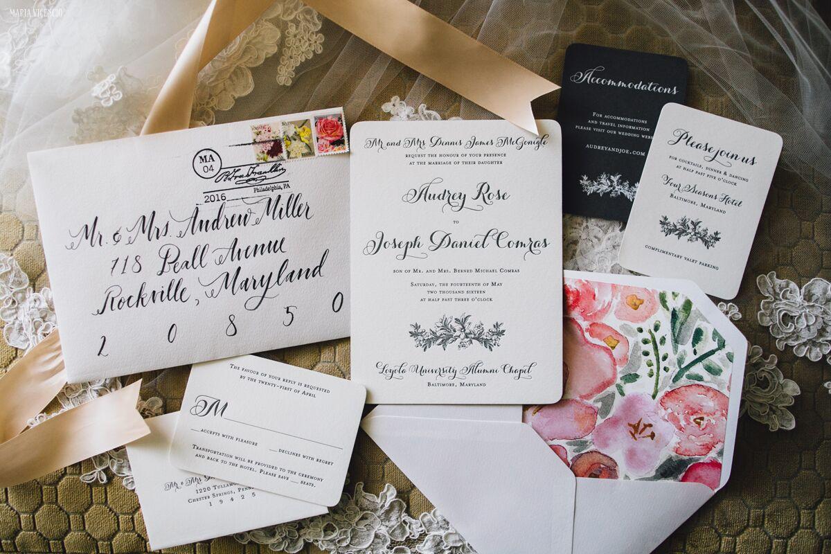 Invitations paper in philadelphia pa the knot paper posh monicamarmolfo Choice Image