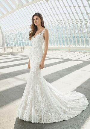 Rosa Clará DAVID Mermaid Wedding Dress