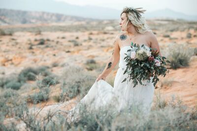 Cactus and Lace Weddings, a Las Vegas Wedding Company