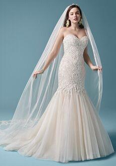 Maggie Sottero GIDEON Mermaid Wedding Dress