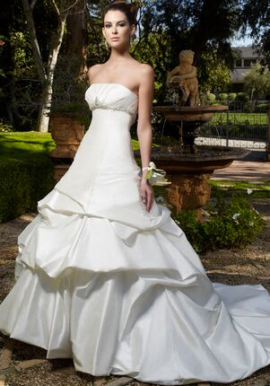 Amaré Couture B016 A-Line Wedding Dress
